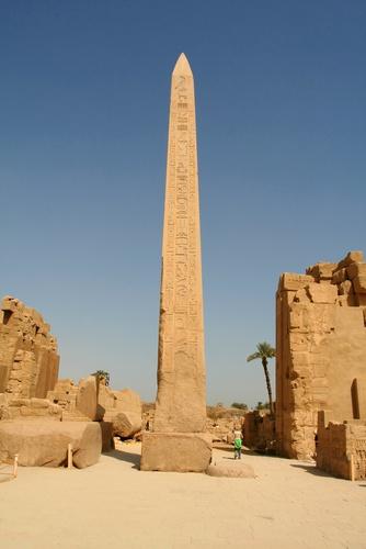 Iglica Kleopatry w Egipcie
