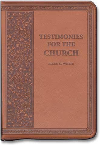 Świadectwa dla zboru. Tom I