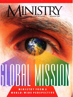 Czasopismo Ministry Listopad 2001