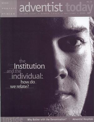 Magazyn Adventist Today 2000 marzec/czerwiec