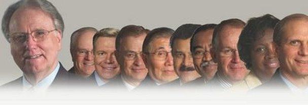Zdjęcia członków Generalnej Konferencji