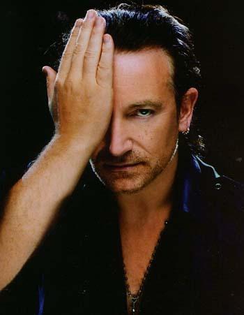 Bono U2 i wszystkowidzące oko
