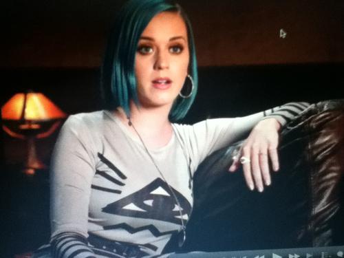 Katy Perry i wszystkowidzące oko