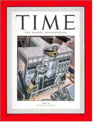 Time 23 Styczeń 1950