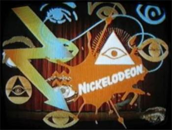 Nickelodeon i wszystkowidzące oko
