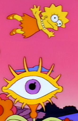 Simsonowie i wszystkowidzące oko