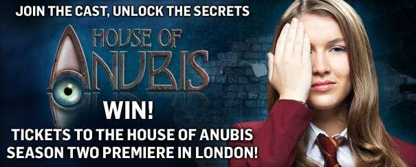 House of Anubis i wszystkowidzące oko