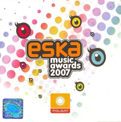 ESKA Music Awards 2007 logo i wszystkowidzące oko