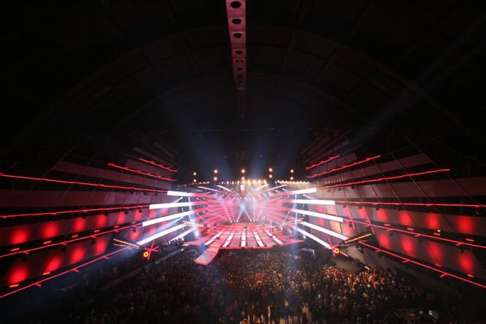 ESKA Music Awards 2008 i wszystkowidzące oko