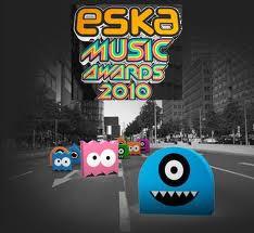 ESKA Music Awards 2010 logo i wszystkowidzące oko
