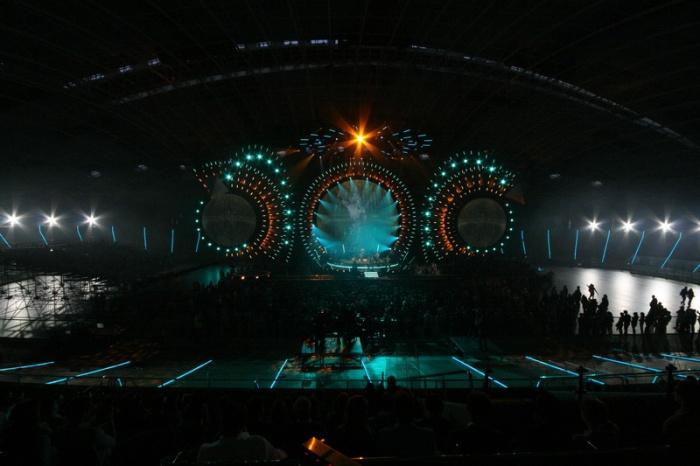 ESKA Music Awards 2010 i wszystkowidzące oko