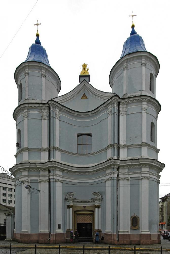 Kościół Ormiański w Stanisławowie, Ukraina