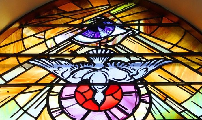 Kościół katolicki w północnej Irlandii. (Annacloy Road, Teconnaught/Annacloy, County Down, Northern Ireland)