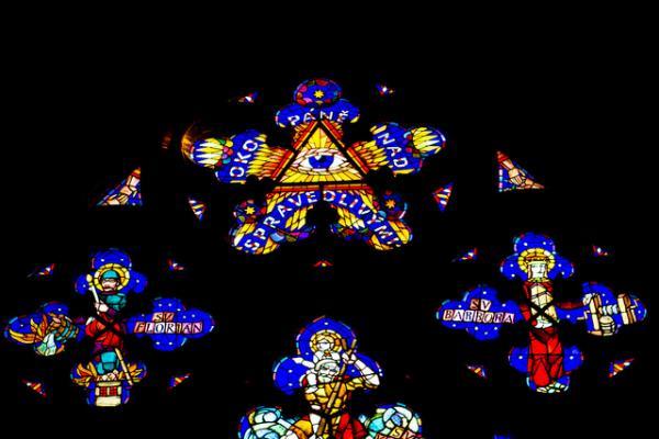 Kościół w Pradze, Czechy.
