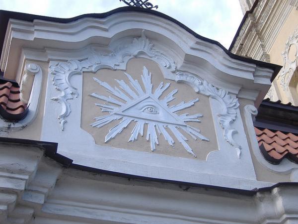 Katedra w Wilnie, Litwa.
