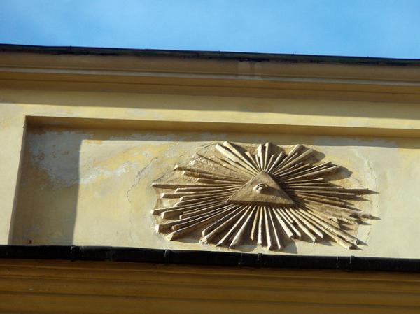 Budynek w Krakowie