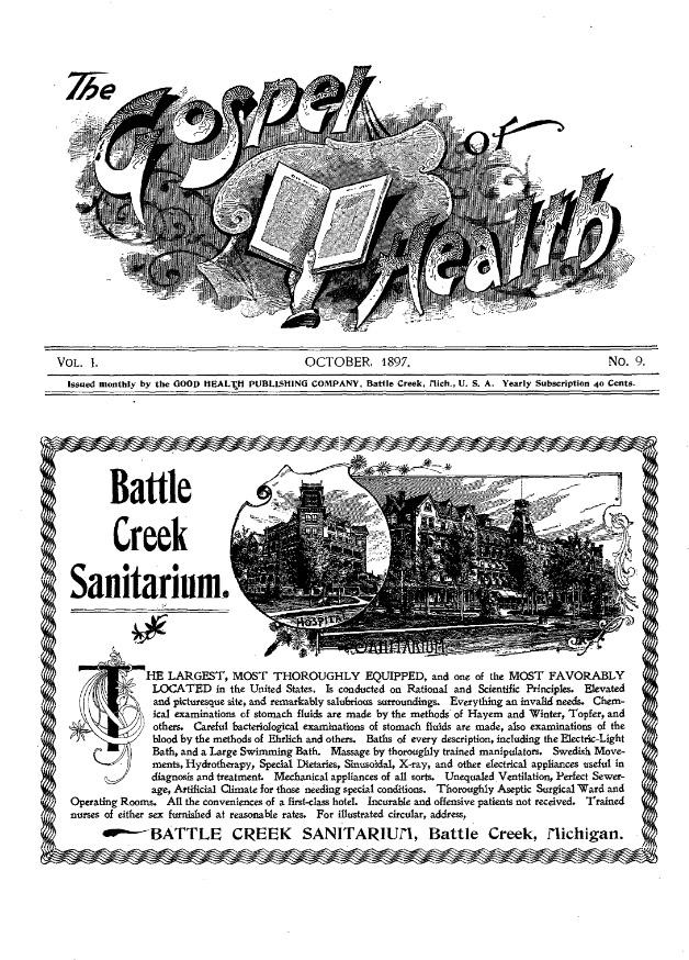 Ewangelia Zdrowia - Magazyn Adwentystów Dnia Siódmego